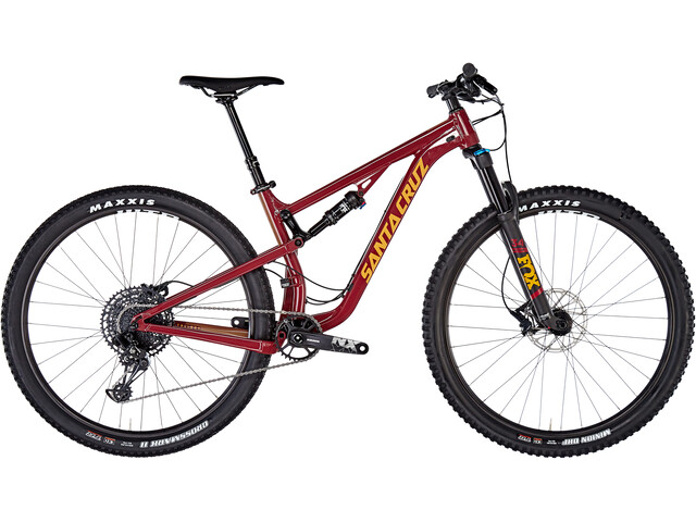 Santa Cruz Tallboy 3 AL R-Kit red